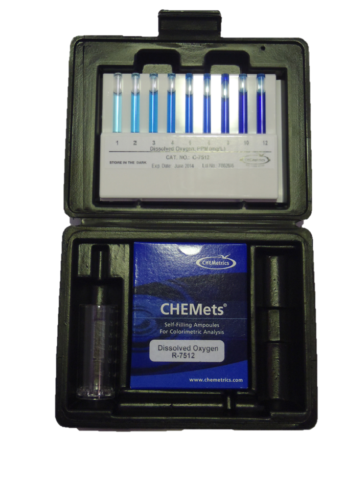 Dissolved Oxygen Test Kit Wastewater Equipment And Services