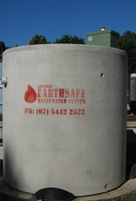 Earthsafe Domestic Wastewater Amp Sewage Treatment System