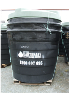 Alphatreat Domestic Wastewater and Sewage Treatment system